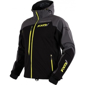 FXR Mission Softshell Herr - FXR Mission Herr S