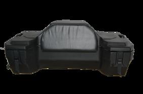 ATV-väska i hårdplast. - ATV-väska i hårdplast.