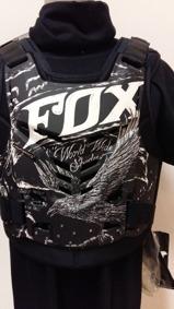 FOX Skyddsväst Proframe - FOX Skyddsväst Proframe L/XL