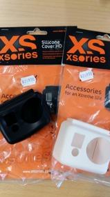 XS Series Silicon cover - XS Series Silicon cover Vit