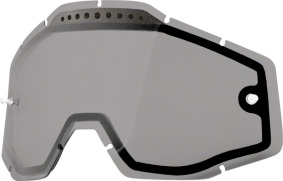 100% SNOW Dual Pane Lens - 100% SNOW Dual Pane Lens