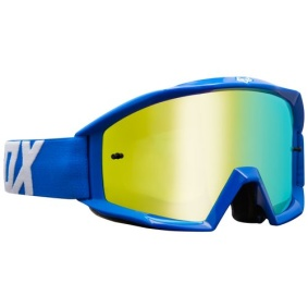 FOX Main Race Goggles Blue - FOX Main Race Goggles Blue