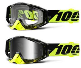 100% Goggles Cox Clear lens - 100% Goggles Cox Clear lens