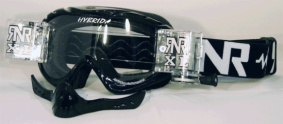 Rip´n Roll Goggles Hybrid TVS XL Black - Rip´n Roll Goggles Hybrid TVS XL Black