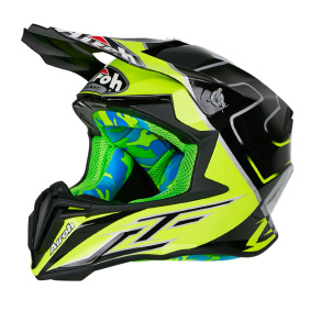 Airoh Twist Cairoli Mantova Gloss - Airoh Twist Cairoli Mantova Gloss XL