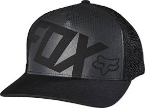 FOX Phyto Flexfit hat Svart - FOX Phyto Flexfit hat Svart S/M