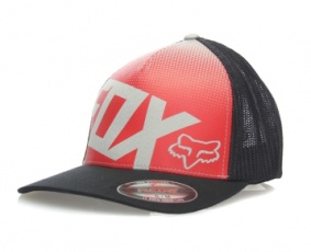 FOX Phyto Flexfit hat röd - FOX Phyto Flexfit hat Röd