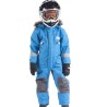 Snowpeople Junior Monosuit Kodiak blå
