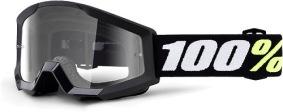 100% Strata Mini - Clear Lens - 100% Strata Mini - Clear Lens