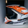 Takaci MX Hjälm Orange