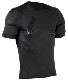 Leatt T-shirt med axelskydd 3DF AirFit Lite - Leatt T-shirt med axelskydd 3DF AirFit Lite S