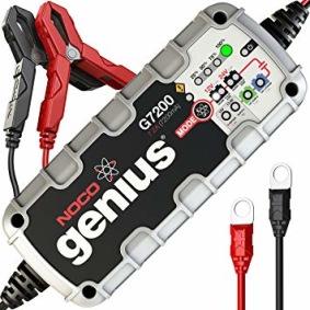 Batteriladdare NOCO Genius G7200 12/24V 7,2A - Batteriladdare NOCO Genius G7200 12/24V 7,2A
