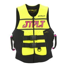 Jetpilot Matrix Race Neo Vest ISO 50N wm Yellow/Pink - Produktens titel:  Jetpilot Matrix Race Neo Vest ISO 50N wm Yellow/Pink S