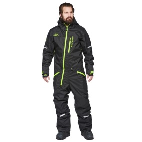 Sweep Snow RXT 1 piece suit svart - Sweep Snow RXT  L