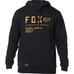 FOX Non Stop Pullover Hoodie - FOX Non Stop Pullover Hoodie M