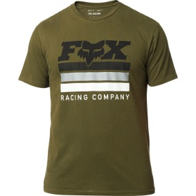 FOX Street Legal Airline Tee - FOX Street Legal Airline Tee L
