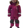 Snowpeople Junior Monosuit Kodiak pink