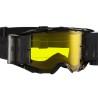 Leatt Goggle Velocity 6.5 Roll-Off Svart/Grå/Gul