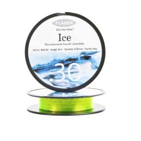 Expert fluo-ice 0.20mm 50m - Expert fluo-ice 0.20mm 50m Gul fluorescerande