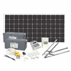 Solcellspaket Basic 200W