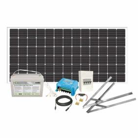 Solcellspaket Litium 200W