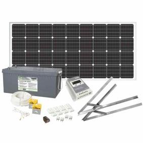 Solcellspaket Basic 100W