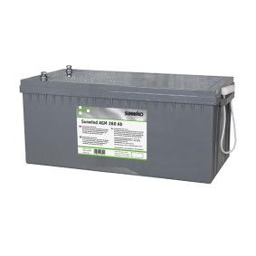 Batteri Sunwind AGM 260Ah