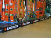 Banderoll Black and Decker