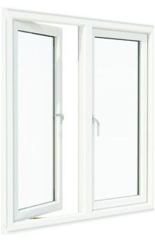 Flerluftsfönster 105/80