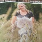 Emma & Snarfari i tidningen för Nordiska Mästerskapen