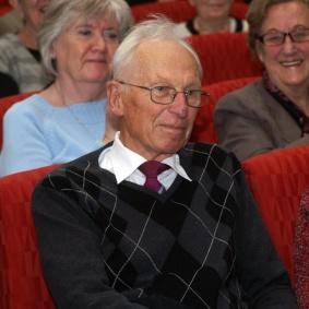 En av initiativtagarna till storbandet Sölve Eriksson. Med från början var också Bob Henders, Arne Petersson och  P-O Johansson