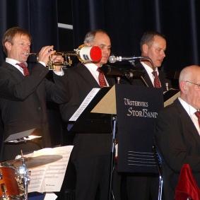 Trumpetsolist Mats Nilsson.