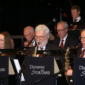 Saxofonsolist Jan Kupiec.