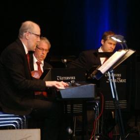 Magnus Eklöv, Leif Hedman, Tobias Redborn