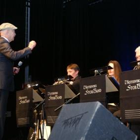 .....Storbandets nya dirigent ..