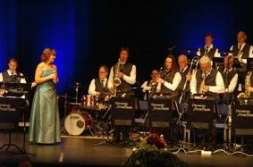 Saxofonister: Björn Danielsson , Liselott Johansson, Jan Kupiec .