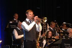 Trumpetsolist Mats Nilsson