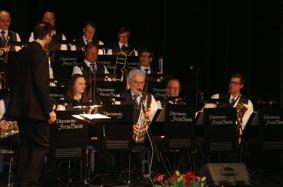 Saxofonsolist Jan Kupiec