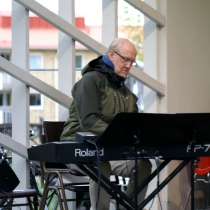 Piano : Magnus Eklöf
