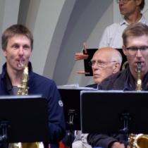 Björn Danielsson , Mattias Darlin saxofon