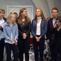 Ett stort TACK till alla solister: Ingrid , Linnea , Alice , Sarah , Ludvig , Kimmie och Västerviks Storband.
