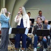 """Så fick vi höra """"Misty"""" med Wilma Persson och Ellinor Johansson"""