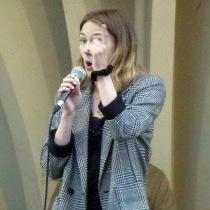 Amanda Sandberg