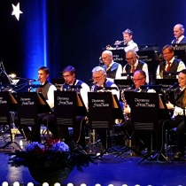 "VästerviksStorband  ""The most wonderful time of the year"""