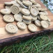 Lakrits-knappar