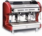 QuickMill 65 2-Grupper. Halvautomatisk espressomaskin två grupper.