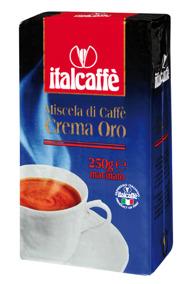 Italcaffè Crema Oro. - Italcaffè Crema Oro