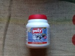 Rengöringsmedel Puly Caff 370 gram. För professionelle espressomaskiner.