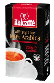 Italcaffè 100% Arabica Top Line. - Italcaffè 100% Arabica Top Line.