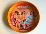 Bricka Abbondio Orange
